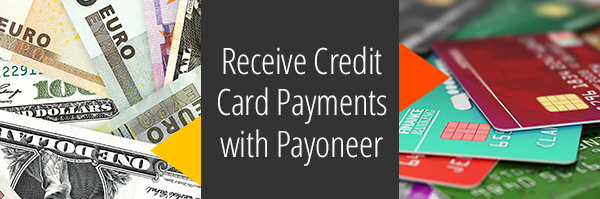 Watch demo of how easy it is to receive payments via credit card