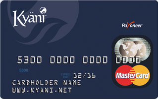 FREE MASTERCARD DEBIT CARD FROM PAYONEER FOR INTERNATIONAL PAYMENT