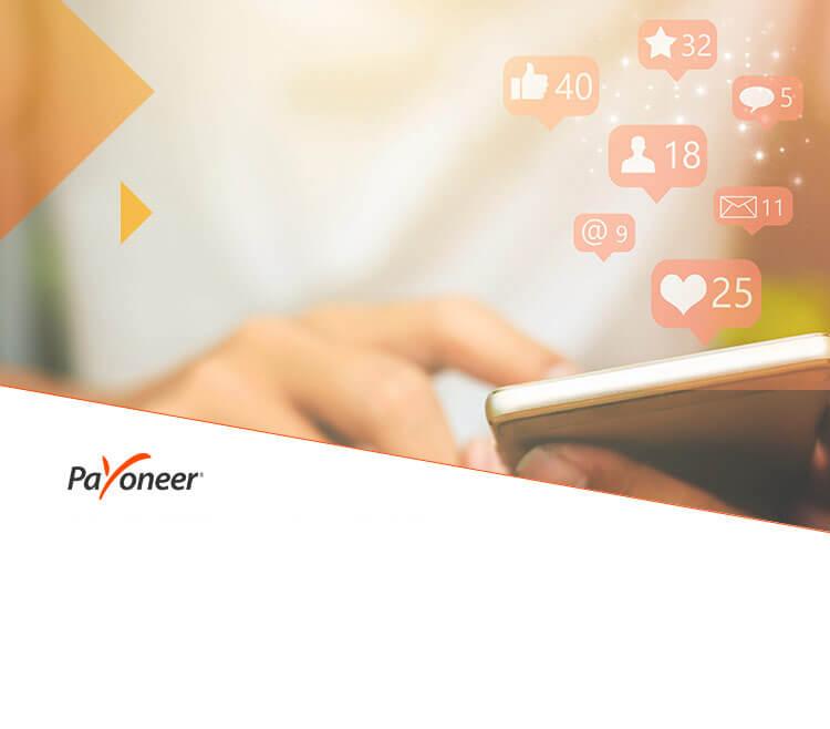 효과적인 Facebook 및 Instagram 광고 제작을 위한 Payoneer의 가이드북
