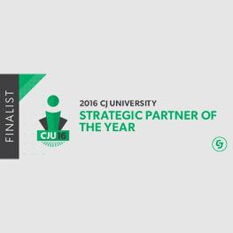 Payoneer派安盈入围 CJ University 年度战略合作伙伴奖 (Strategic Partner of the Year Award)
