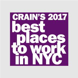 Payoneer派安盈被 Crain 评为纽约市最佳工作场所之一