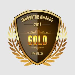 """Payoneer galardonada con el premio de oro en """"PYMNTS 2017 Innovator awards"""", bajo la categoría de """"Best Small Business Innovation"""""""