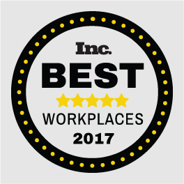 Payoneer is one of Inc. Magazine's Best Workplaces 2017