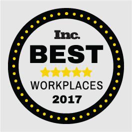 Payoneer派安盈被 Inc. 杂志评为 2017 年最佳工作场所之一